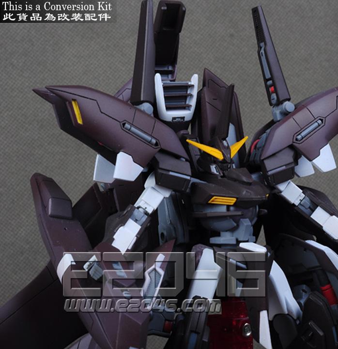 GNW-001/hs-T01 Gundam Throne Eins Turbulenz conversion parts
