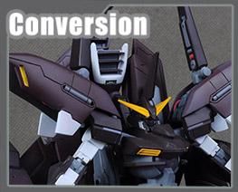 RT2097 1/144 GNW-001/hs-T01 Gundam Throne Eins Turbulenz conversion parts