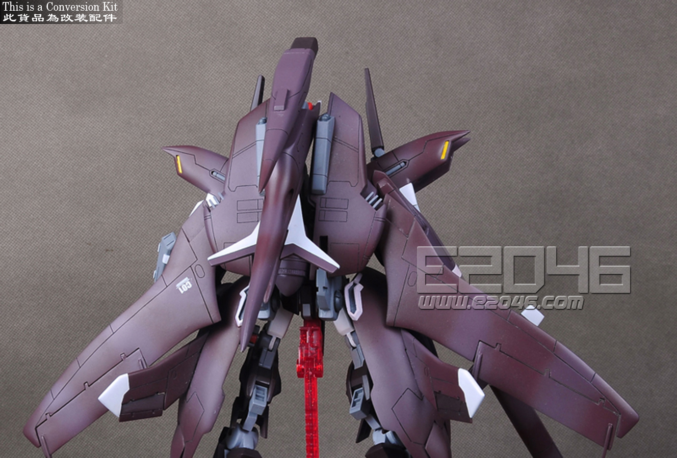 GNW-001/hs-T01 Gundam Throne Eins Turbulenz conversion parts
