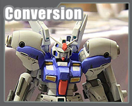 RT1871 1/144 RX-78GP04G Conversion Parts