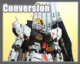RT2629 1/100 RX-93 Nu Gundam Ver.Ka Conversion Parts