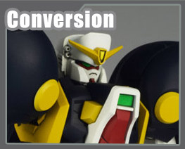 RT3107 1/100 GF13-013NR Bolt Gundam Conversion Kit Version F