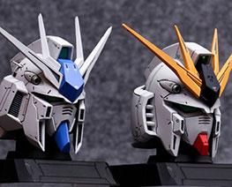 RT3662 1/35 Nu Gundam & Hi-Nu Gundam Head Set