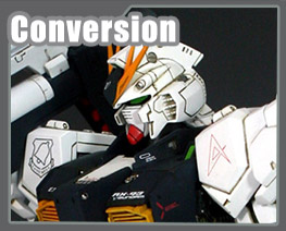 RT1573 1/100 RX-93 Nu Gundam Conversion Parts