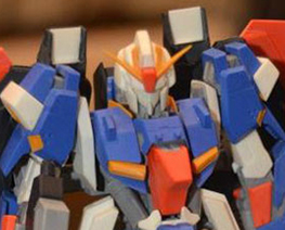 RT2268 1/144 MSZ-006 Z Gundam