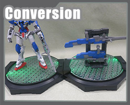 RT2520 1/144 GN-001Gundam Exia Conversion Parts