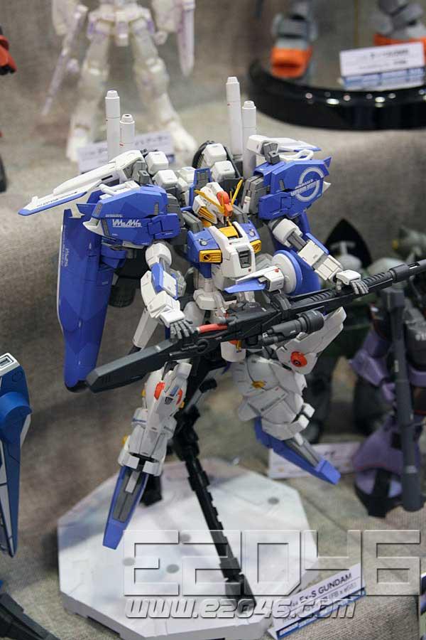 MSA-0011[Ext] EX-S Gundam