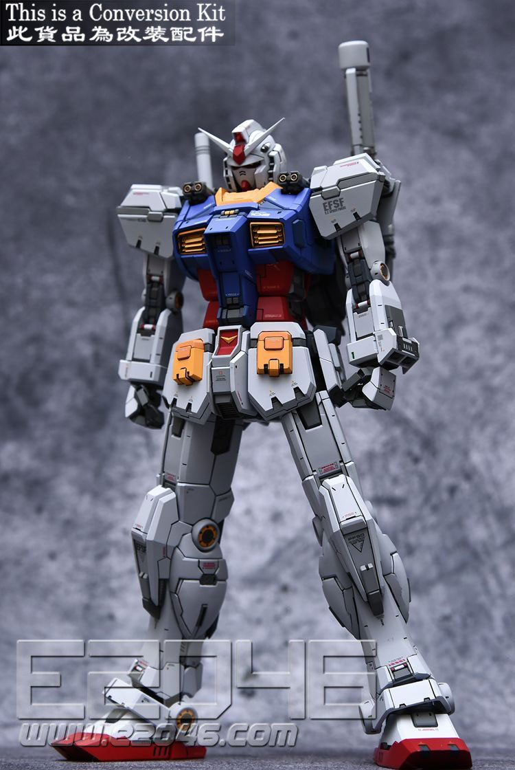 RX-78-2 Gundam Conversion Kit