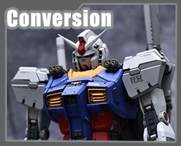 RT3191 1/100 RX-78-2 Gundam Conversion Kit