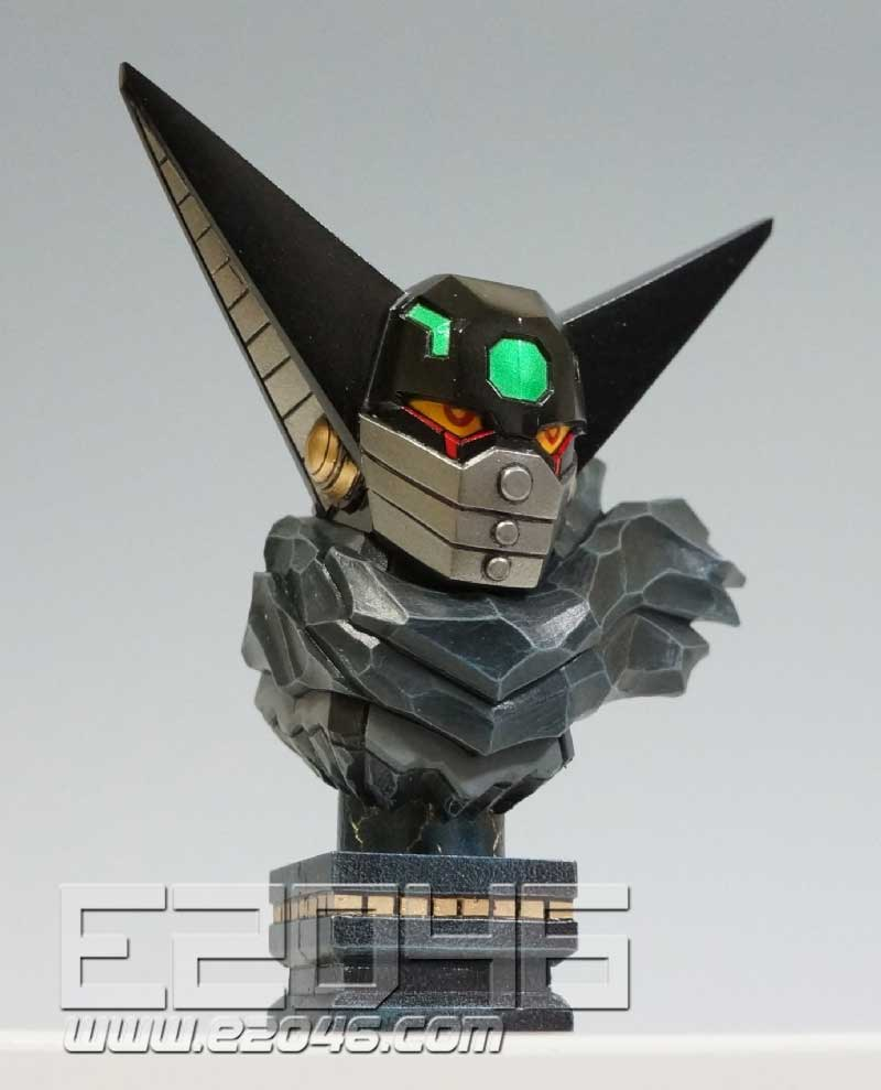 Super Robot Bust Set 4