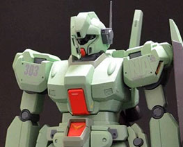 RT3174 1/100 RGM-89D Jegan D Type