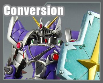 RT3271 1/100 Full Armor Knight Gundam Version Ka Conversion Kit