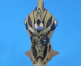 RT2176 1/4 Guyver Head Variation