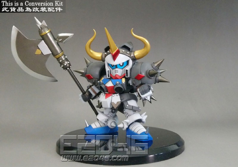 SD Gundam Fighter F90 Jr. Conversion Kit