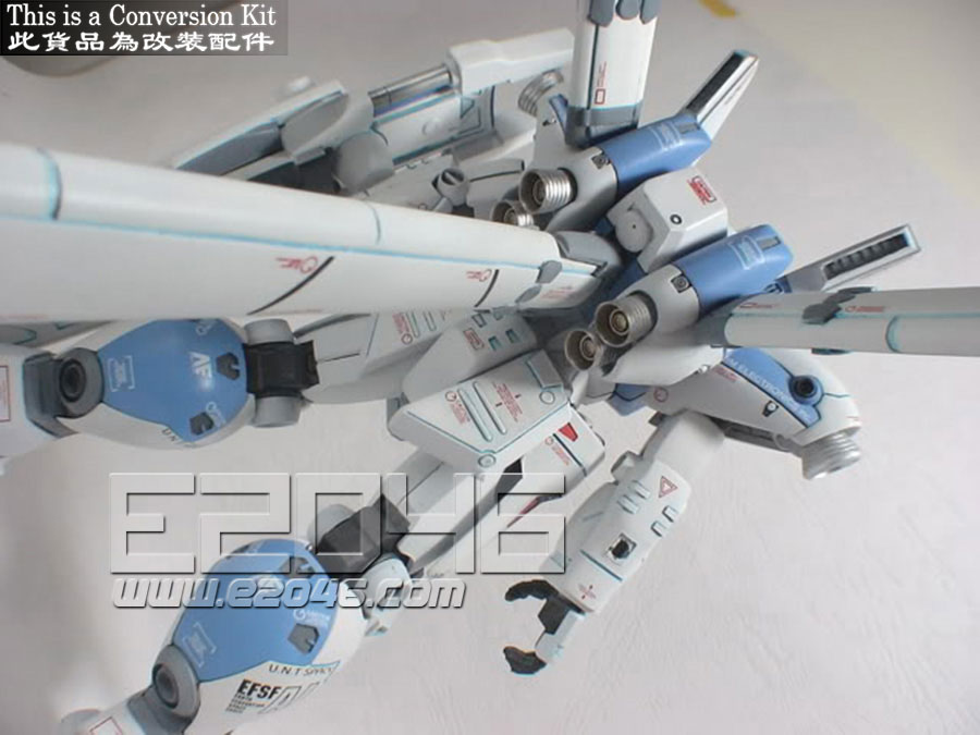 RX-78GP04G Conversion Parts