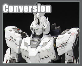 RT3282 1/60 Unicorn Gundam Conversion Kit