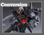 RT1610 1/100 Strike Noir Conversion Parts