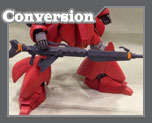 RT2677 1/144 MSN-04 Sazabi Long Rifle