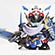 Crown Blue Knight Gundam