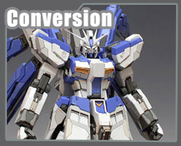 RT2219 1/100 RX-93-2 Hi-Nu Gundam Conversion Parts