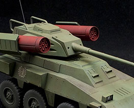 RT2988 1/72 Armored car