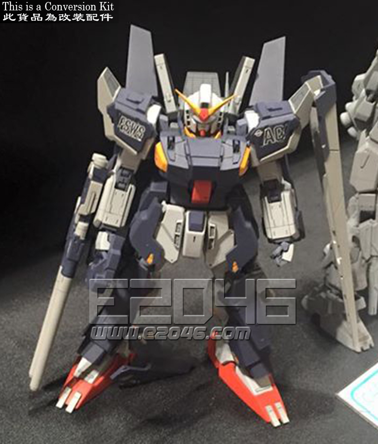 FA-178 Full Armor Gundam MK II Conversion Parts