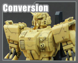 RT3068 1/144 RX-79(G) Gundam Ground Type Conversion Parts