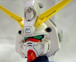 RT2990 1/20 Shining Gundam Bust
