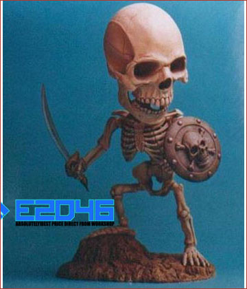SD Skeleton Warrior