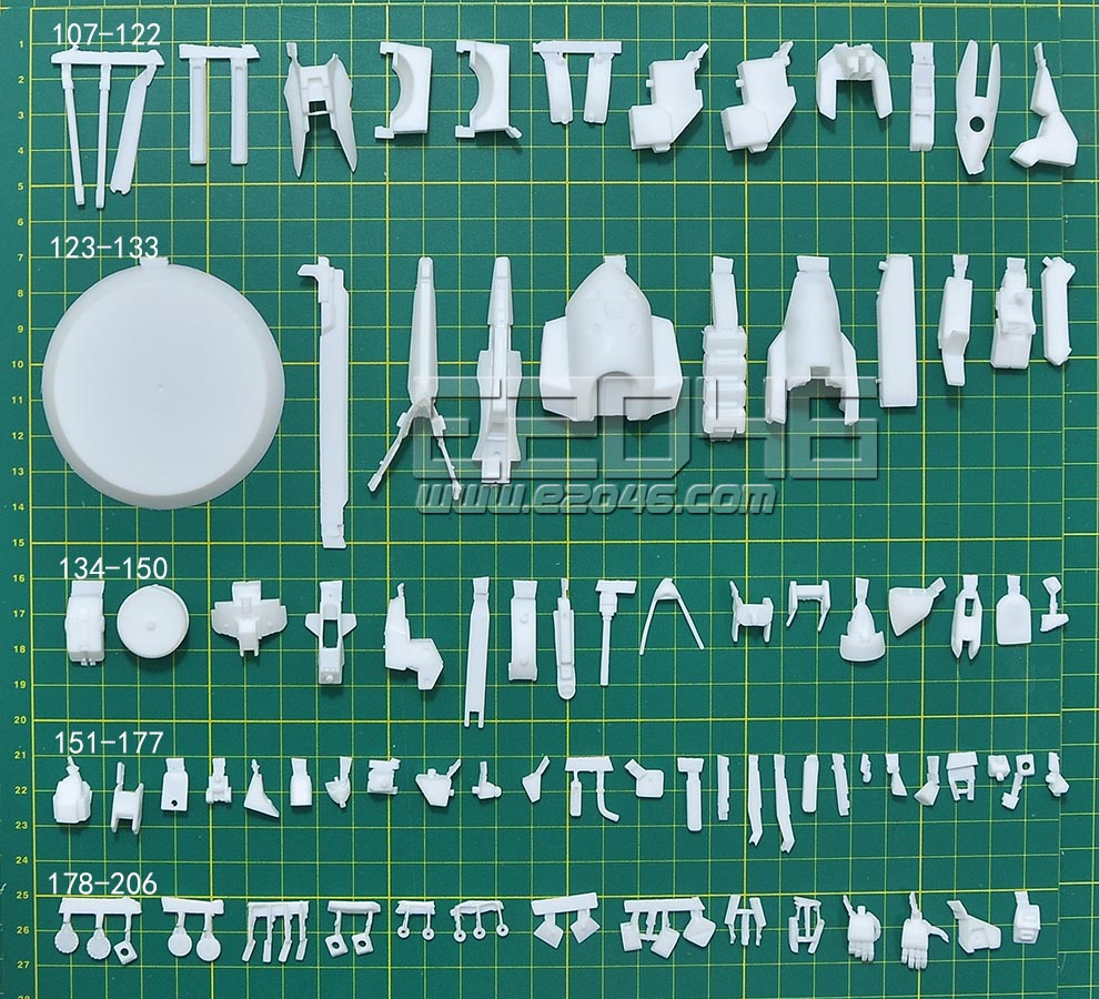 RX-124 Gundam TR-6 Advanced Kehaar II Re Zeon Version