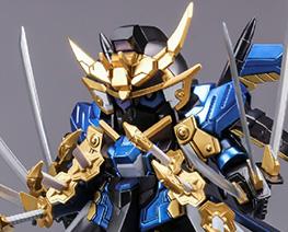 RT3676 SD SD Date Masamune Vidar Gundam
