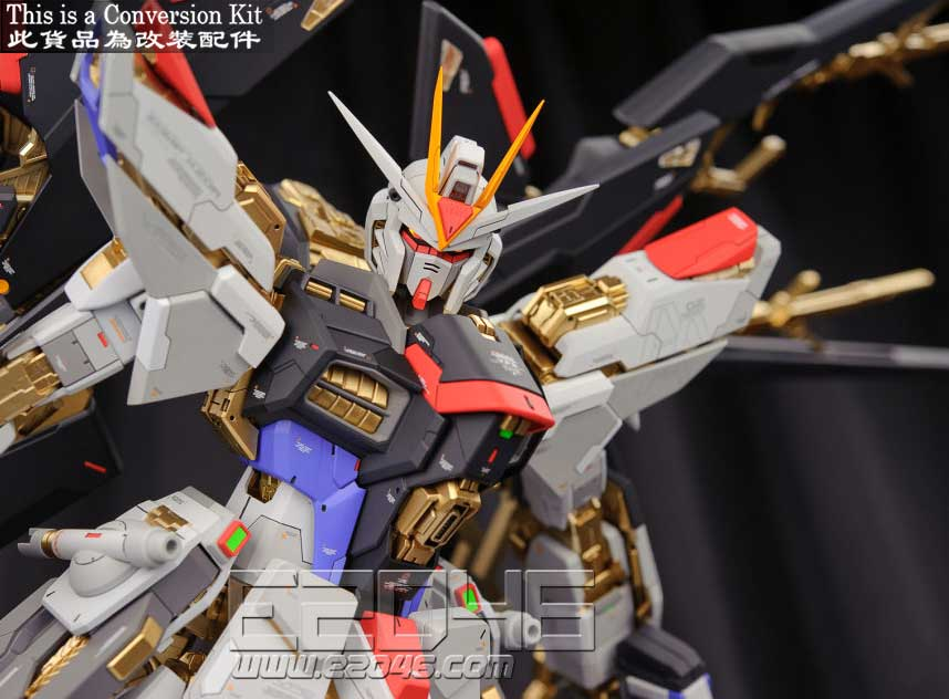 ZGMF-X20A Strike Freedom Gundam Conversion Kit