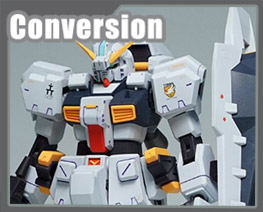 RT2951 1/144 RX-121-1 Gundan TR-1 Hazel Custom Conversion Parts
