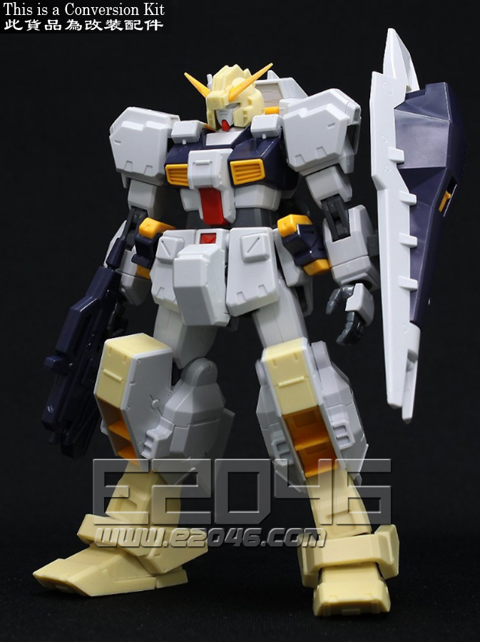 RX-121-1 Gundan TR-1 Hazel Custom Conversion Parts
