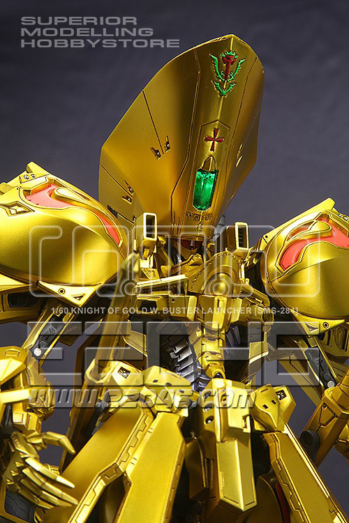 Knight of Gold Buster Launcher SMS Version