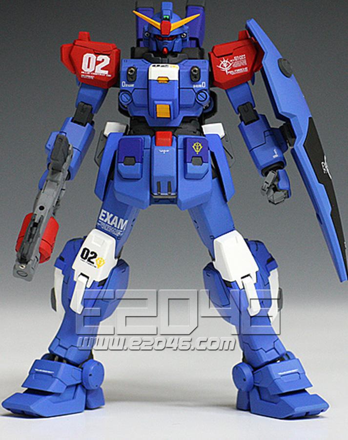 RX-79BD Blue Destiny