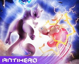 RT3319  Mew and Mewtwo