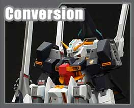 RT2777 1/144 RX-121-3C Gundam TR-1 (Hyzenthlay) Conversion Parts
