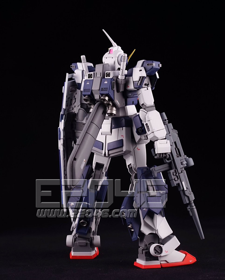 RX-80PR2 Pale Rider Cavacry Heavy Armor