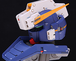 RT2196 1/48  RX-121 Gundam TR-1 Head Model