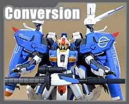 RT1516 1/100 MSA-0011[Ext] EX-S Gundam Conversion Parts
