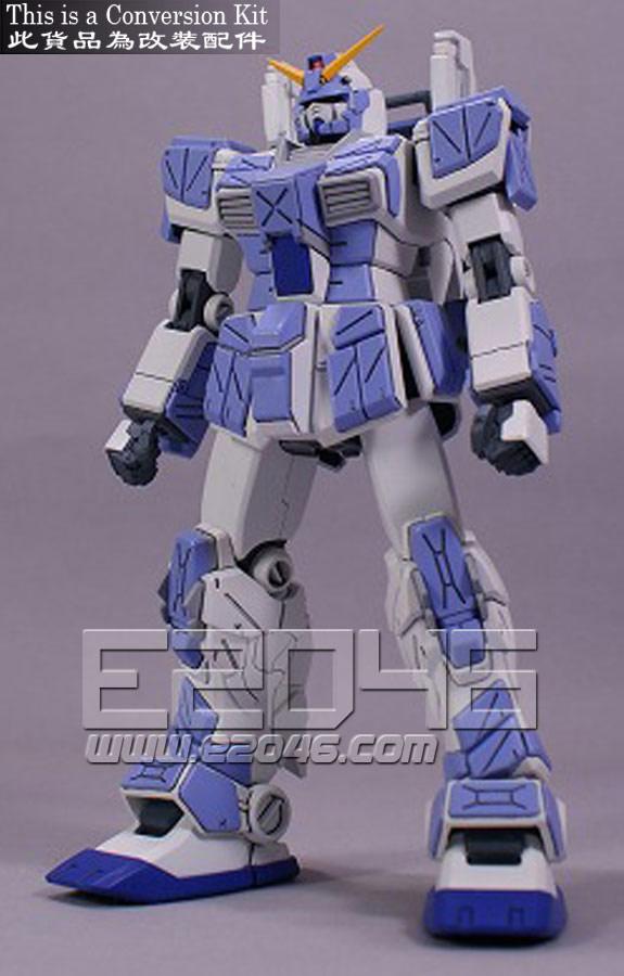 RGM-79FC Striker Custom Conversion kit