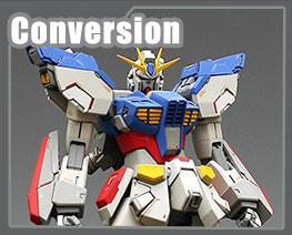 RT2494 1/100 Gundam F90-2 Conversion Kit