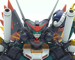 RT3066 SD Grand Master Gundam