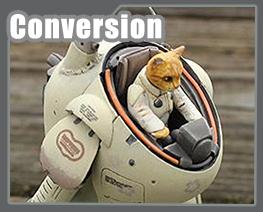 RT2739 1/20 Nyafusu Conversion Parts