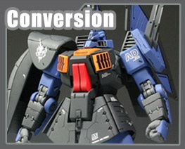 RT1751 1/100 MSK-008 Dejeh and Dodaikai Conversion Parts