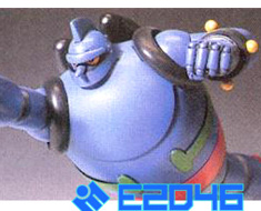 RT0961  Tetsujin 28 Flying Pose