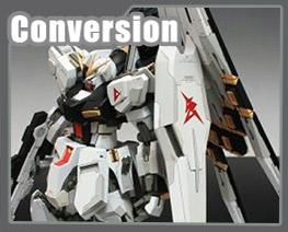 RT2333 1/100 RX-93 Nu Gundam Extra Fit  Evolve 5 parts