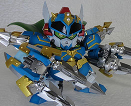 RT3320 SD Knight Gundam Heavy Armor Version