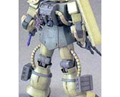 RT1051 1/144 MS-06F Zaku Parts Set